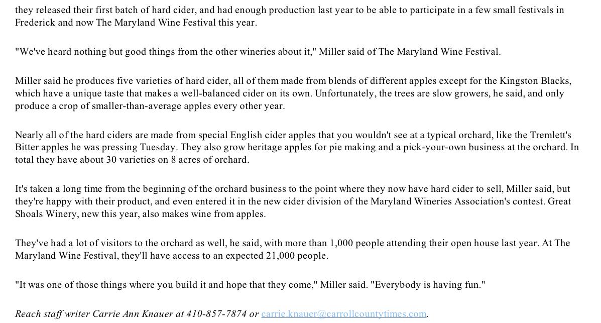 Frederick-Ciderworks-Newest-Addition-to-Maryland-Wine-Festival-Knauer-2