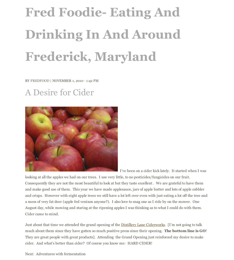 A-Desire-for-Cider-Fred-Foodie