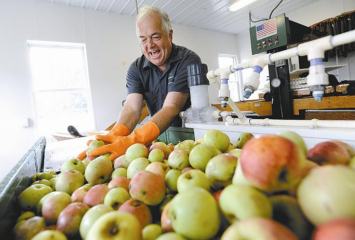 How 'Bout Them Apples? Its Cider Season