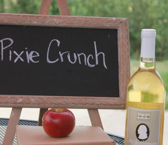 Pixie Crunch