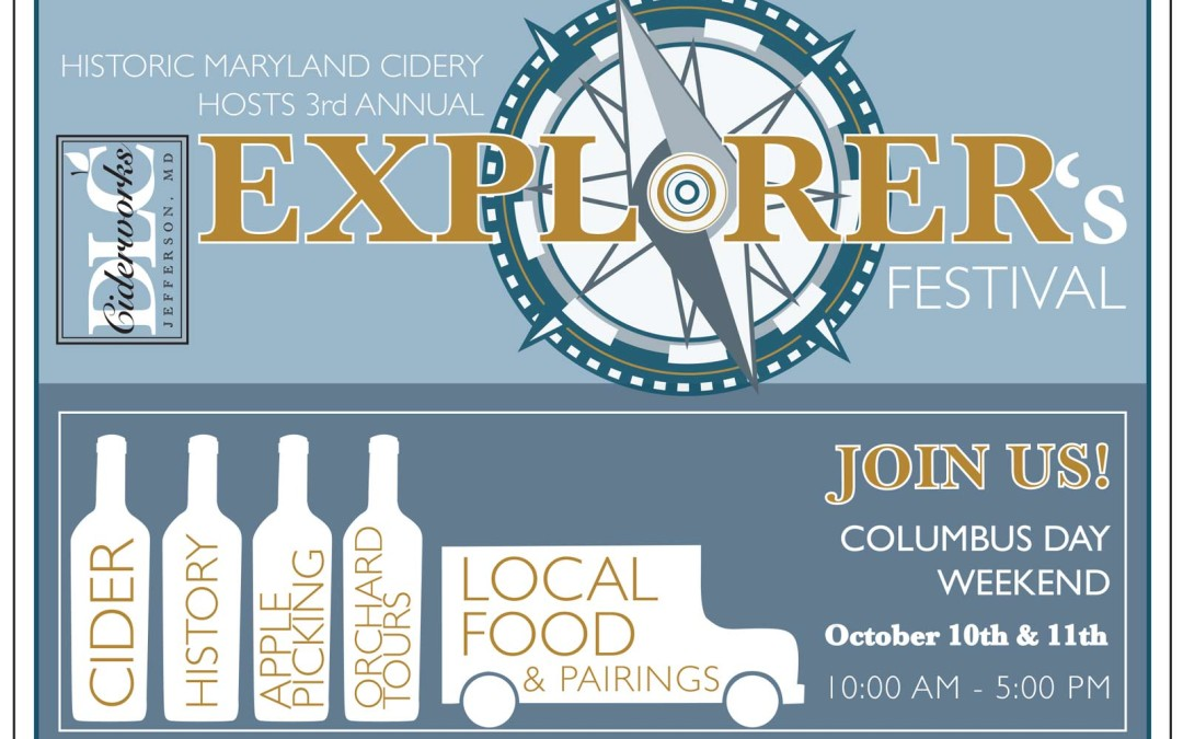 Explorer's Festival: Columbus Day Weekend, October 10th & 11th, 10:00am- 5:00pm