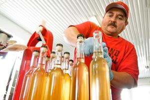 apple cider brewery tours and tastings