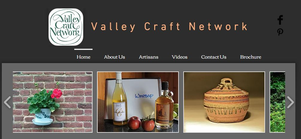Valley Craft Network Holiday Studio Tour