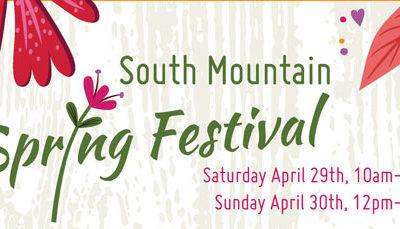 South Mountain Spring Festival 2017