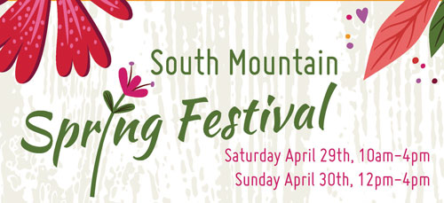 South Mountain Spring Festival 2017