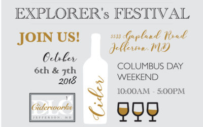 "The Ultimate Apple Experience:  ""Explorer's Festival"" this Columbus Day Weekend!"