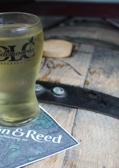 Chesapeake Rumrunner Cider by Distillery Lane Ciderworks